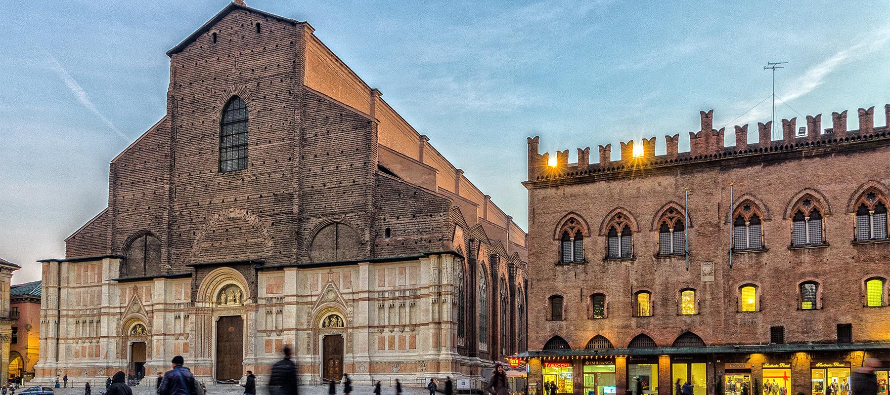 Basilica di san petronio basilica di san petronio for Case di riposo bologna prezzi